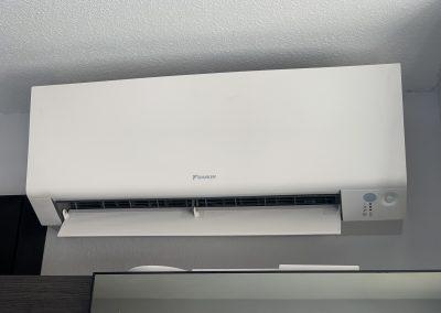 Instalación de aire acondicionado en alicante Modelo Daikin Multisplit 4×1
